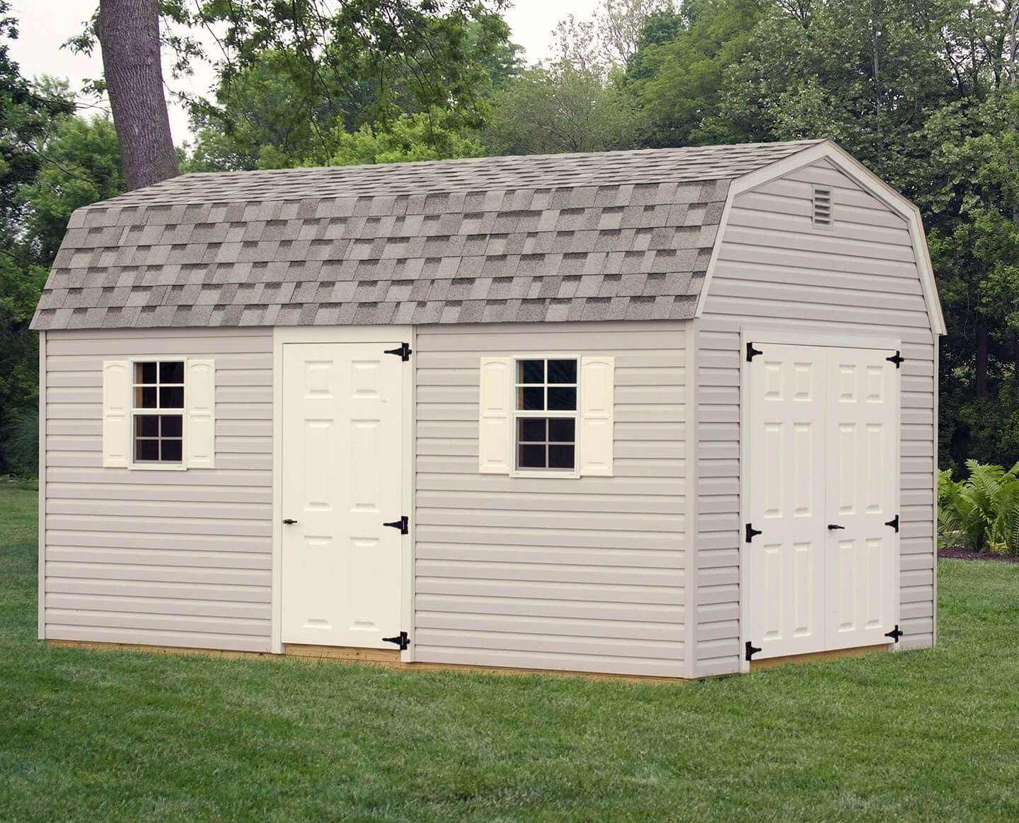 Long island sheds custom built sheds new york shed builder for Dutch style barn