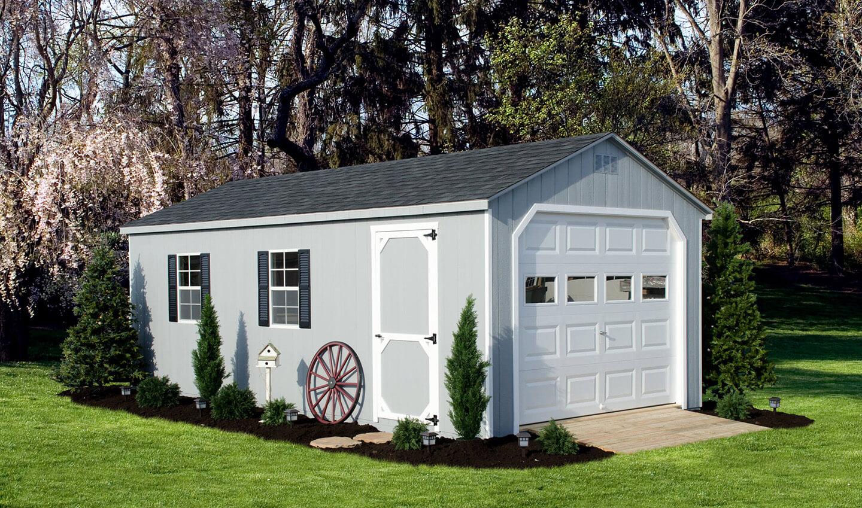 Long island sheds custom built sheds new york shed builder for A frame garage
